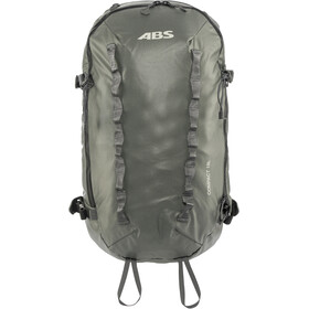 ABS P.RIDE Compact Sac zippé 18l, mountain grey